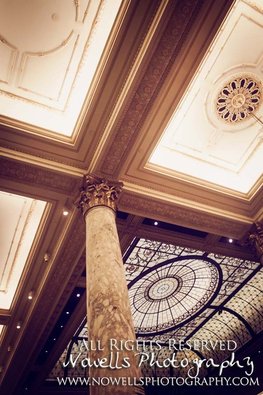 The Plaza Hotel Column Glass Windows Light New York, Manhattan, Real New York Tour, Photography by Noelle Wells, Nowells Photography, All Rights Reserved
