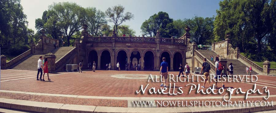 Bethesda Terrace, Central Park, New York, Manhattan, Real New York Tour, Photography by Noelle Wells, Nowells Photography, All Rights Reserved