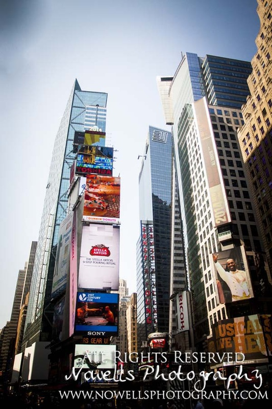 Times Square, New York, Manhattan, Real New York Tour, Photography by Noelle Wells, Nowells Photography, All Rights Reserved